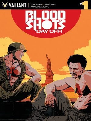 cover image of Bloodshot's Day Off, Issue 1