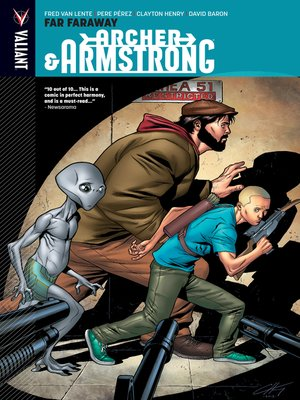 cover image of Archer & Armstrong (2012), Volume 3