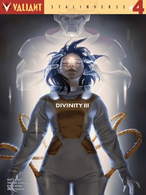 cover image of Divinity III: Stalinverse (2016), Issue 4