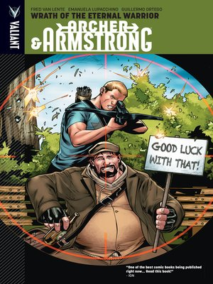 cover image of Archer & Armstrong (2012), Volume 2