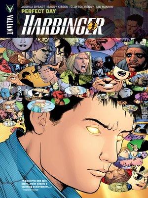 cover image of Harbinger (2012), Volume 4