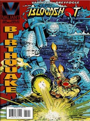 cover image of Bloodshot (1993), Issue 31