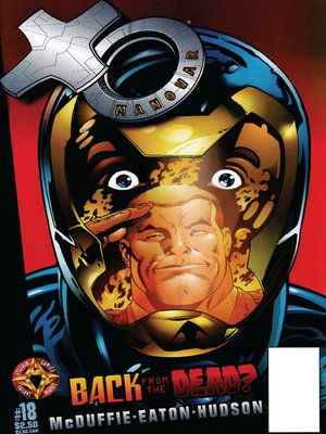 cover image of X-O Manowar (1996), Issue 18