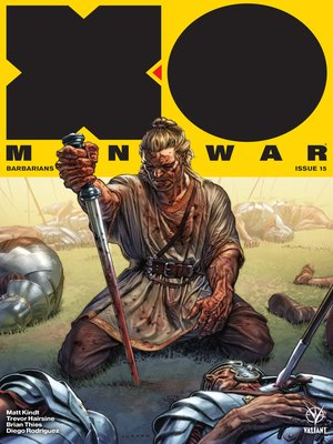 cover image of X-O Manowar (2017), Issue 15
