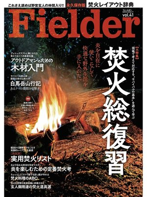 cover image of Fielder Volume41: 本編