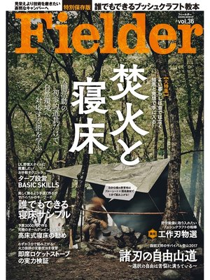 cover image of Fielder Volume36: 本編
