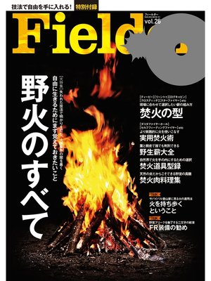 cover image of Fielder Volume26: 本編