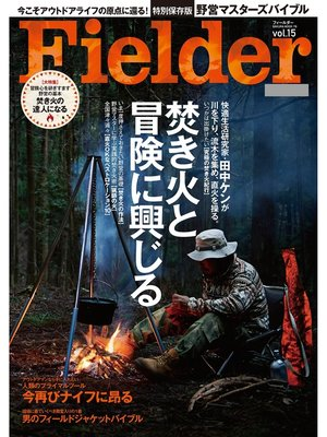 cover image of Fielder Volume15: 本編