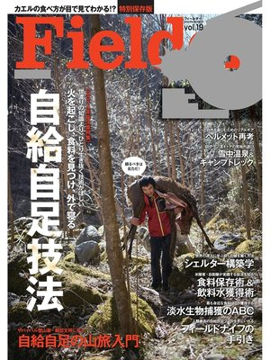 cover image of Fielder Volume19: 本編