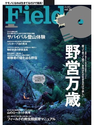 cover image of Fielder Volume24: 本編