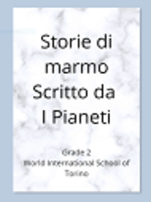 cover image of Storie di Marmo