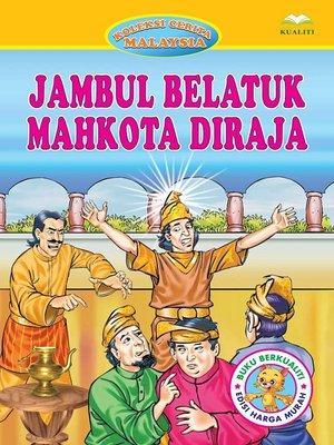 cover image of Jambul Belatuk Mahkota Raja