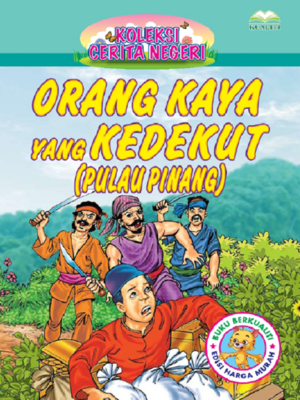 cover image of Orang Kaya Yang Kedekut