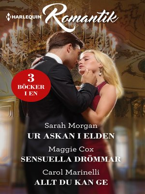 cover image of Ur askan i elden / Sensuella drömmar / Allt du kan ge