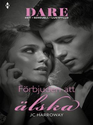 cover image of Förbjuden att älska
