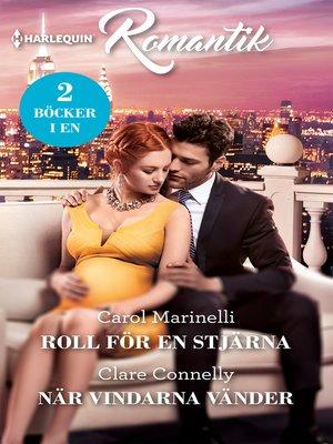 cover image of Roll för en stjärna / När vindarna vänder