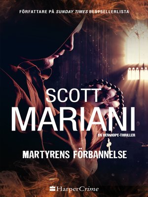 cover image of Martyrens förbannelse