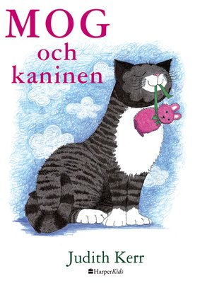 cover image of Mog och kaninen