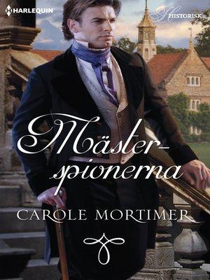 cover image of Mästerspionerna