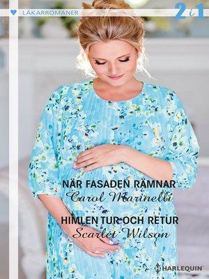 cover image of När fasaden rämnar / Himlen tur och retur