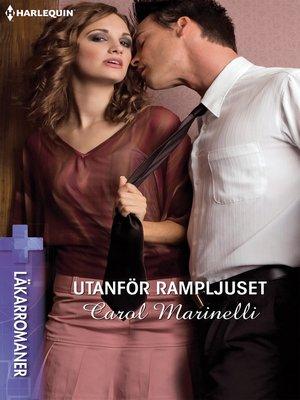 cover image of Utanför rampljuset