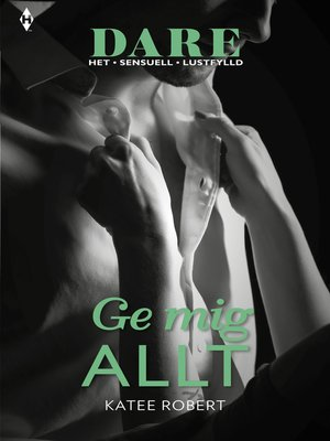 cover image of Ge mig allt