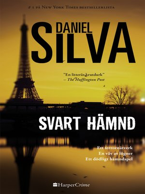 cover image of Svart hämnd