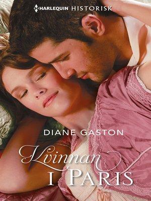cover image of Kvinnan i Paris