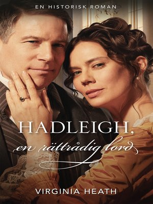cover image of Hadleigh, en rättrådig lord