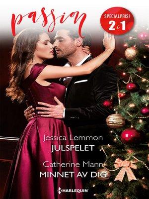 cover image of Julspelet / Minnet av dig