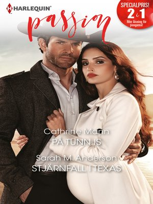 cover image of På tunn is / Stjärnfall i Texas
