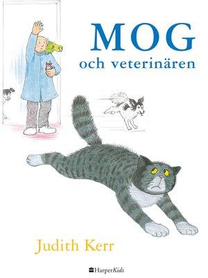cover image of Mog och veterinären