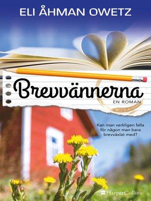 cover image of Brevvännerna