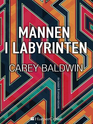 cover image of Mannen i labyrinten