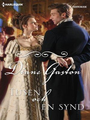 cover image of Tusen och en synd