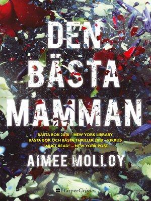 cover image of Den bästa mamman