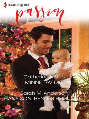 cover image of Minnet av dig / Hans son, hennes hemlighet
