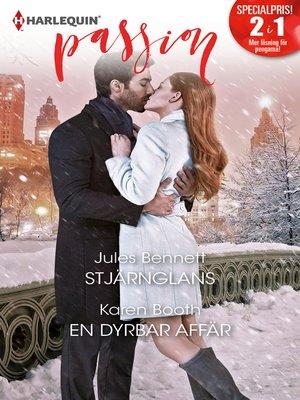 cover image of Stjärnglans / En dyrbar affär