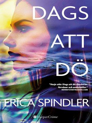 cover image of Dags att dö