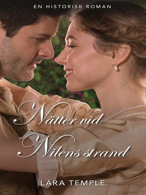 cover image of Nätter vid Nilens strand