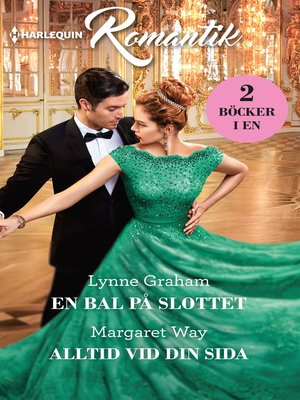 cover image of En bal på slottet / Alltid vid din sida