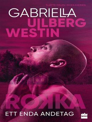 cover image of Ett enda andetag