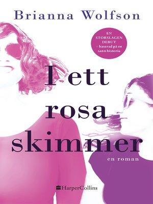 cover image of I ett rosa skimmer