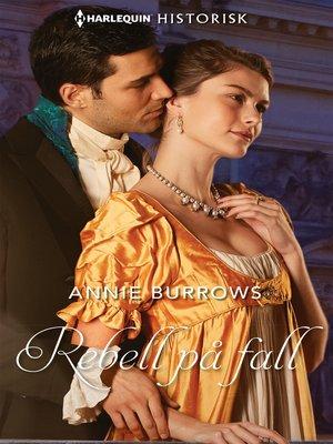 cover image of Rebell på fall
