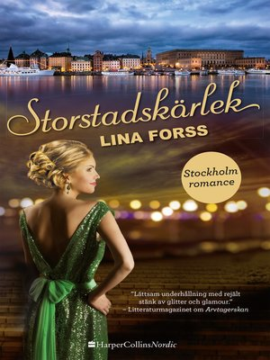 cover image of Storstadskärlek