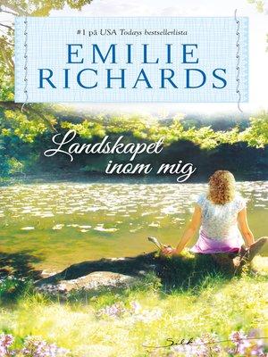 cover image of Landskapet inom mig