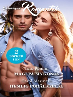 cover image of Magi på Mykonos / Hemlig förälskelse