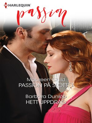 cover image of Passion på slottet / Hett uppdrag