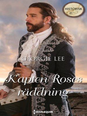 cover image of Kapten Roses räddning