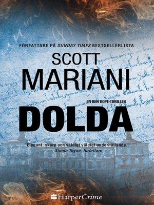 cover image of Dolda